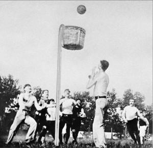 Basketbalplaatje